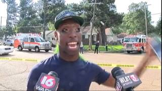 Courtney Barnes - Must see eyewitness description - WLBT 3 On Your Side