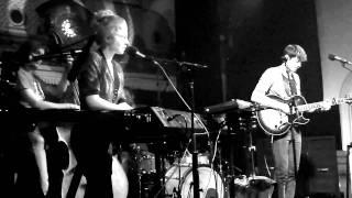 Amatorski - Come Home (HD live) @ Paradiso Amsterdam
