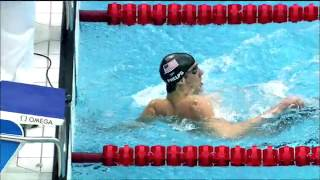 Michael Phelps - Bbc 2008 Olympic Review 8 Golds