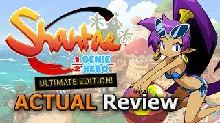 Shantae: Half-Genie Hero Ultimate Edition (ACTUAL Game Review) [PC]