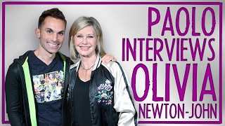 Olivia Newton-John on 'Grease', new album 'Liv On' & her legendary career!