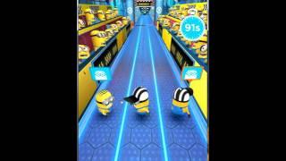 Minion Rush on PC gameplay