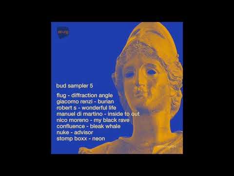 Nico Moreno - My black rave (bud sampler 5)