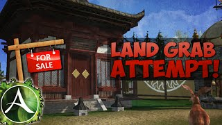 Archeage | Land Grab Attempt, So Much Blood!