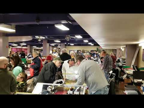 Buffalo Numismatic Association Gold & Silver Expo - April 2018