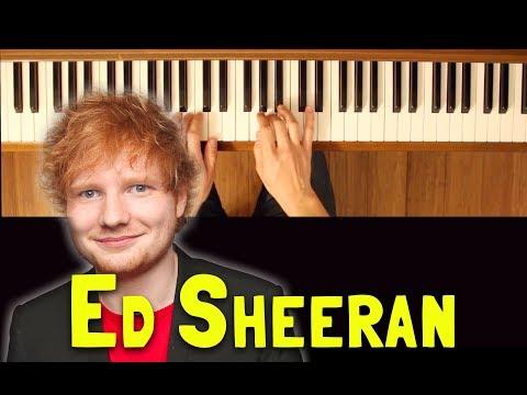 All of the Stars (Ed Sheeran) [Piano Tutorial Easy]