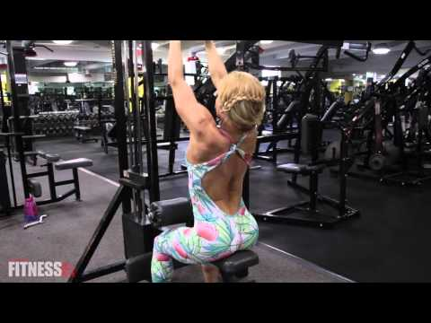 Real Strength with Ava Cowan - Building Your Body Part 4  - BACK