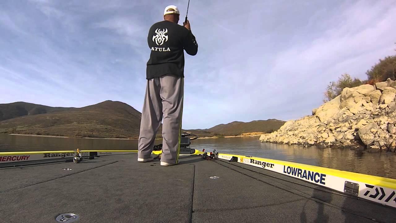 Lake skinner 122114 youtube for Lake skinner fishing report