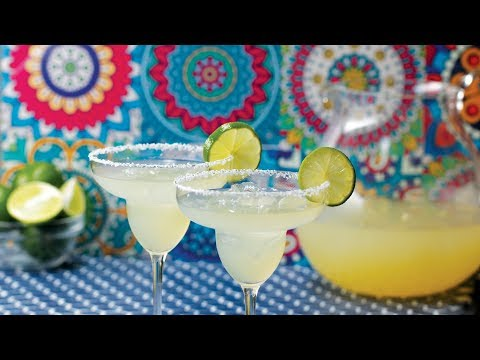 Classic Margarita For One or For a Crowd • Tasty