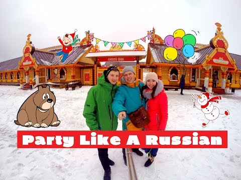 Party Like A Russian - Russian fun, Visit Golden Ring of Russia from Moscow