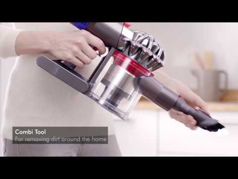 The Dyson V8 Absolute Cordless Vacuum Cleaner | Al-Futtaim ACE