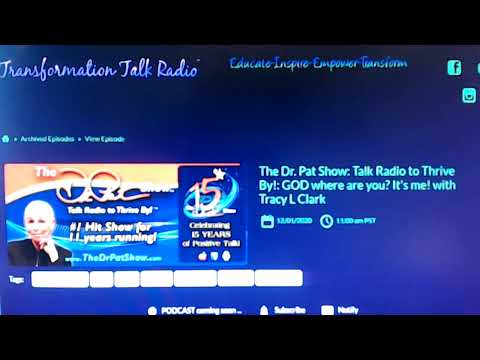 TTR Network - The Dr. Pat Show