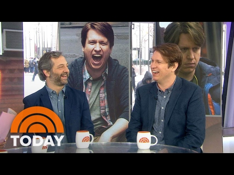 Comedian Pete Holmes: 'Crashing' On HBO Is 'Based On My Actual Life' | TODAY