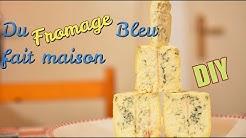 Faire du Fromage Bleu maison !!