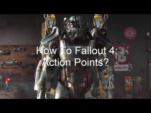 How To Fallout 4: About Action Points and VATS