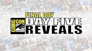 SDCC 2018 Day 5 FINAL REVEALS New MARVEL LEGENDS KINGPIN SH FIGUARTS NECA & More