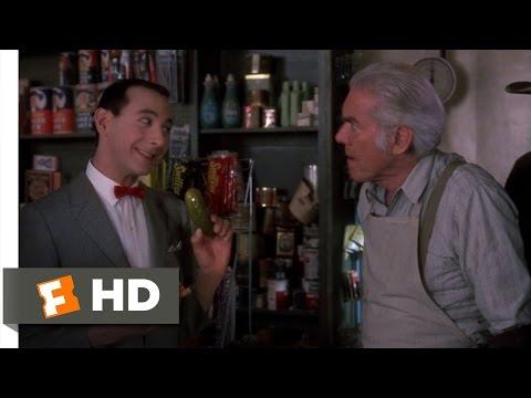 Big Top Pee-wee (4/7) Movie CLIP - Pee-Wee Gets His Way (1988) HD
