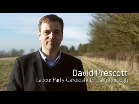 David Prescott - A Fresh Start for Gainsborough
