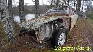 Abandoned Ford Escort Mk1´s