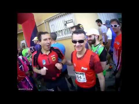 VII Carrera  Serrania de Librilla 2018. Librilla (Murcia) 11-03-2018