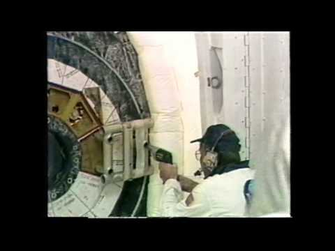 Space Shuttle Challenger explosion news Report from the day of the accident