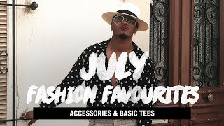 July Fashion Favourites | Accessories Pickups & Best Basic Tees
