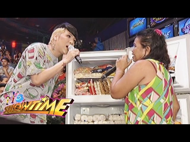 It's Showtime: Vice Ganda gives good vibes to another madlang people