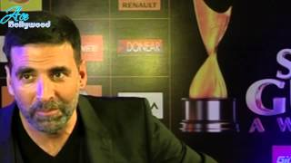 Akshay Kumar Likes PK Film says  at Star Guild Awards