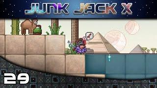 Junk Jack X | Let's Play | Episode: 29 Fishing Adventure & Cow Farming!