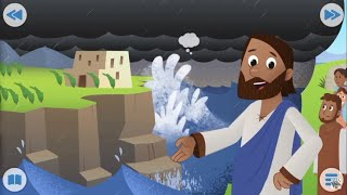 Biblia Para Niños El Reino De Dios Juan 18 Youtube