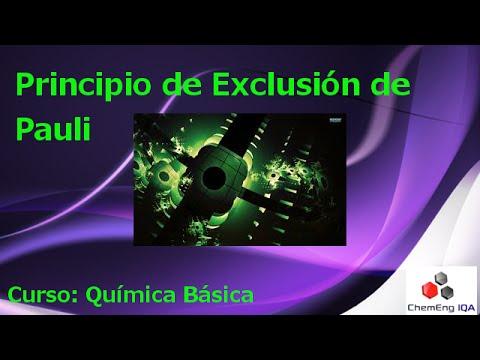 Principio De Exclusion De Pauli Pdf