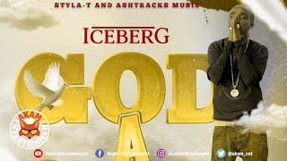 IceBerg - God A God [Audio Visualizer]
