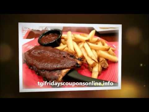 Tgif Coupons | Tgi Fridays Coupons 2012