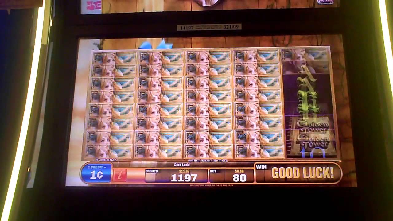 Golden Tower Slot Machine
