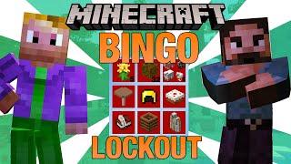 MINECRAFT BINGO - Lockout Mode!