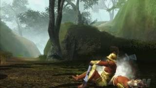 Gods & Heroes: Rome Rising PC Games Gameplay -