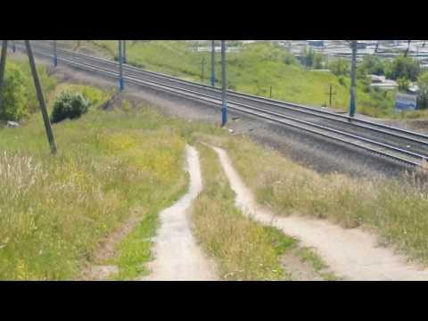 ЧП Ачинск | новый рейд по городскому кладбищу за 9 микрорайоном