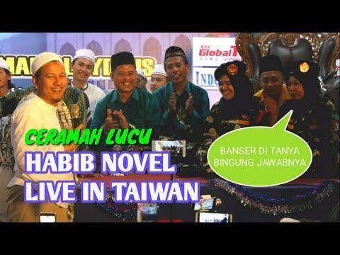 Wawancara exlusif HABIB NOVEL dengan BANSER Tabligh Akbar di Taipei Taiwan