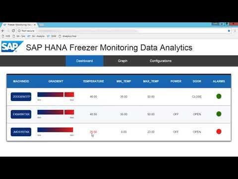 HANA Streaming Analytics & IQ Part 2