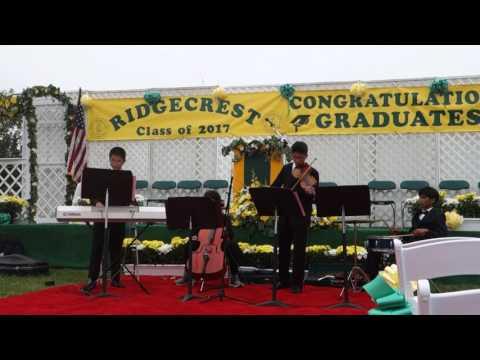 Ridgecrest Intermediate School Graduation-Hall of Fame-The Script-By SNAK