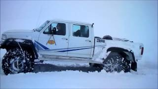 Offroad in Iceland