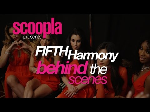 Fifth Harmony Behind The Scenes | Scoopla