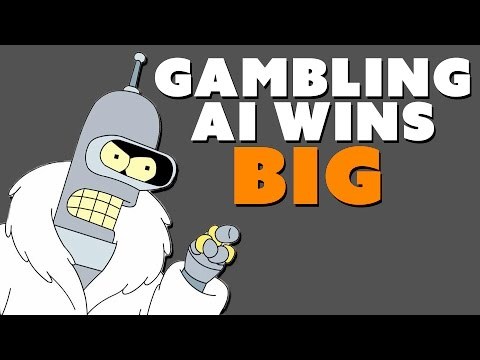 Gambling AI Wins BIG Money - The Know - YouTube