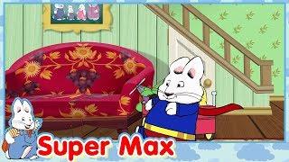 Super Max: Max i otwarte okno | Max i Ruby