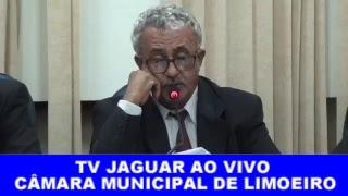 Sessão da Câmara de Limoeiro do Norte 28.09.2017
