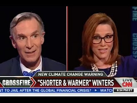 Thumbnail: S.E. Cupp: Bill Nye Is 'Bullying' With Science