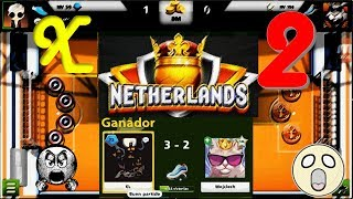 Soccer Stars: Netherlands 8M X 2