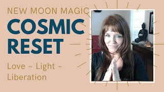 Twin Flame Energy Update ~ Solstice New Moon Solar Eclipse in Cancer ~ June 20-21 | Cosmic Reset