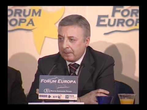 Fórum Europa con José Blanco 25.01.11