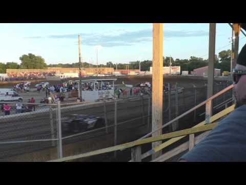 062916 Belle Clair Speedway Modified Heat